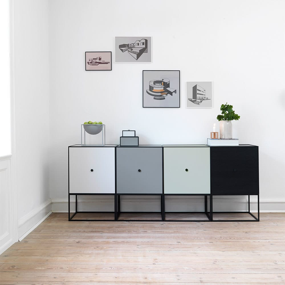by lassen frame 49 incl door and shelf interi rbutikken. Black Bedroom Furniture Sets. Home Design Ideas