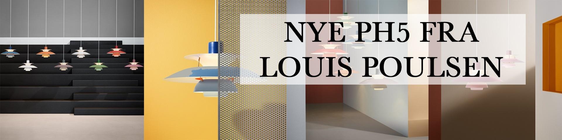 Nye PH5 fra Louis Paulsen